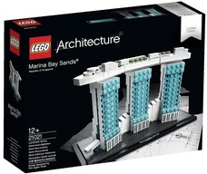 Lego Architecture  Marina Bay Sands Singapore 21021