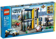 LEGO City 3661  Bank And Money Transfer